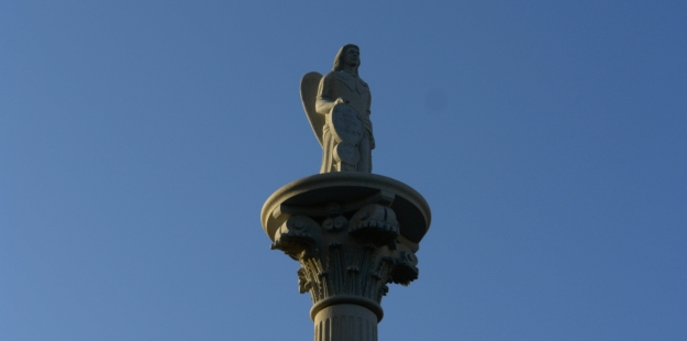 columna-arcangel-san-rafael