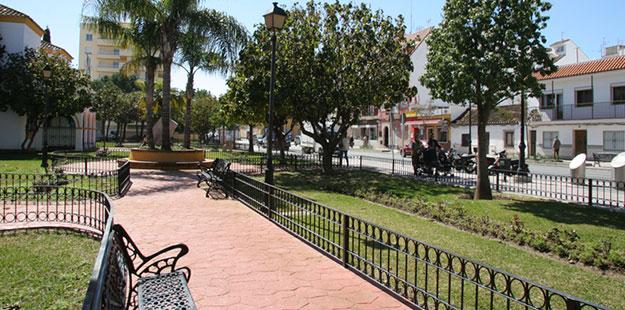 Parque Colegio Sohail