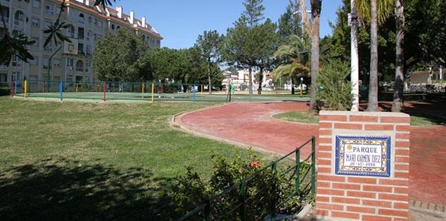 Parque María del Carmen Díez