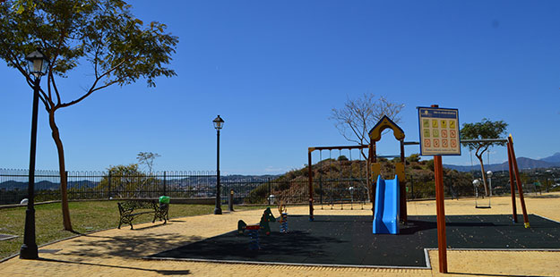 Parque de la Reina