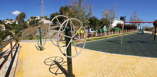 Parque de los Helechos